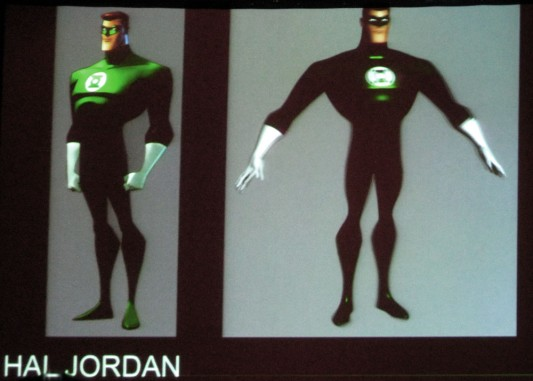 GREEN  LANTERN : The Animated Series 2010-111