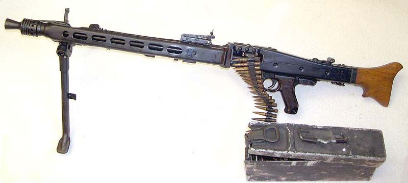 Maschinengewehr Typ 42 Mg42_210