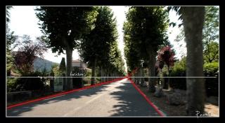 Point ou ligne de fuite Pma19312