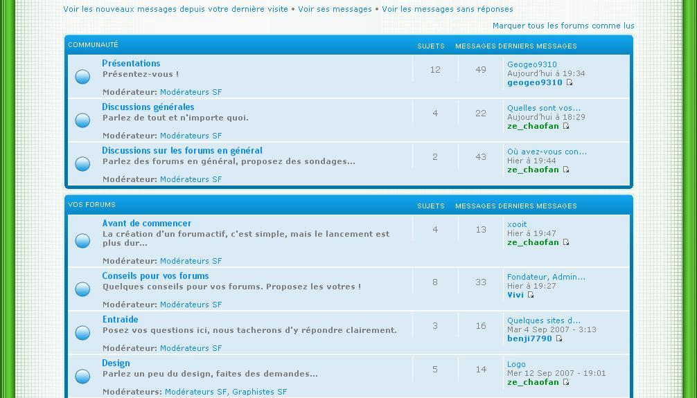 SOS Forum : Forum d'entraide Part0210