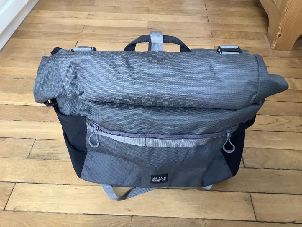 Revue : sac borough L un dark grey 2020 E5050b10