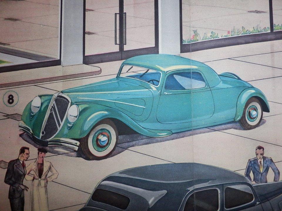 Mon rêve : 7S Roadster de 1935 10421210