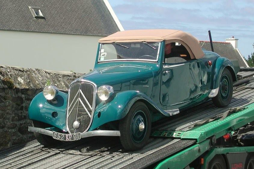 Mon rêve : 7S Roadster de 1935 16108310