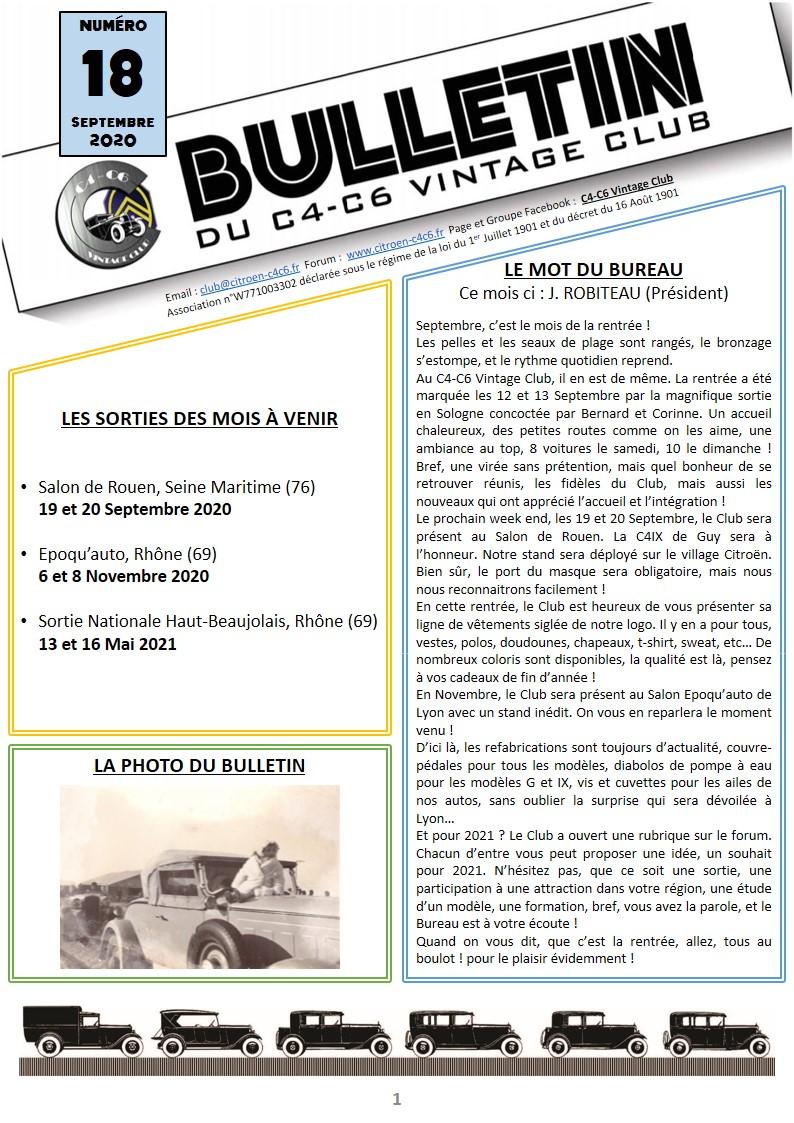 Bulletin du Club n°18 Diapos22