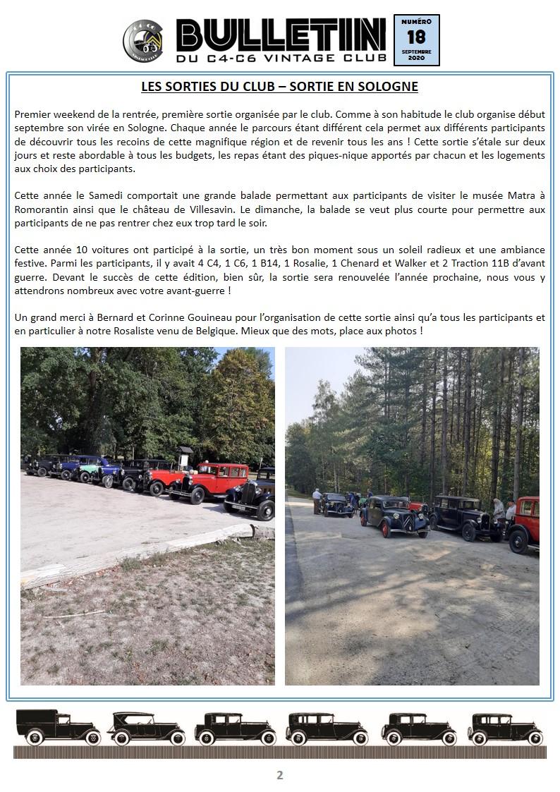 Bulletin du Club n°18 Diapos23