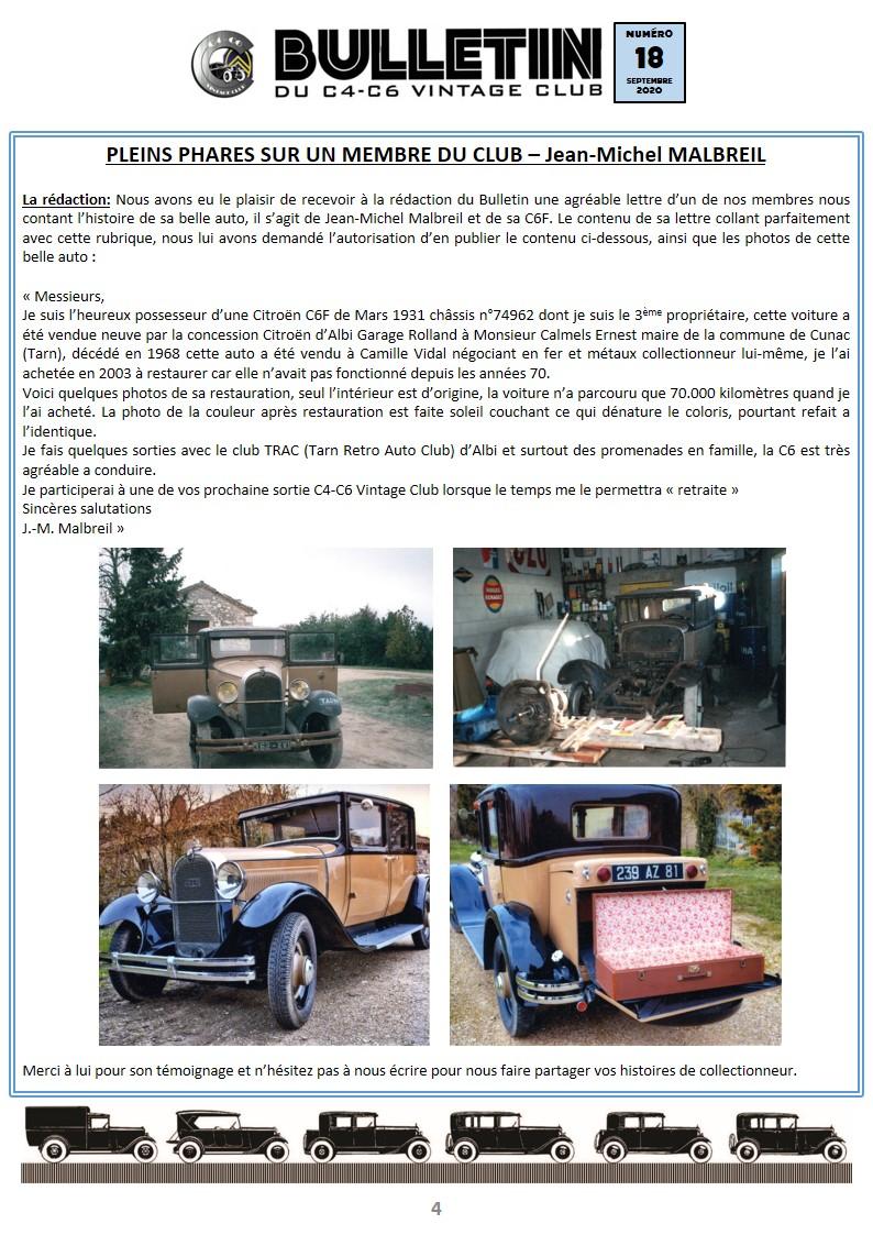 Bulletin du Club n°18 Diapos24
