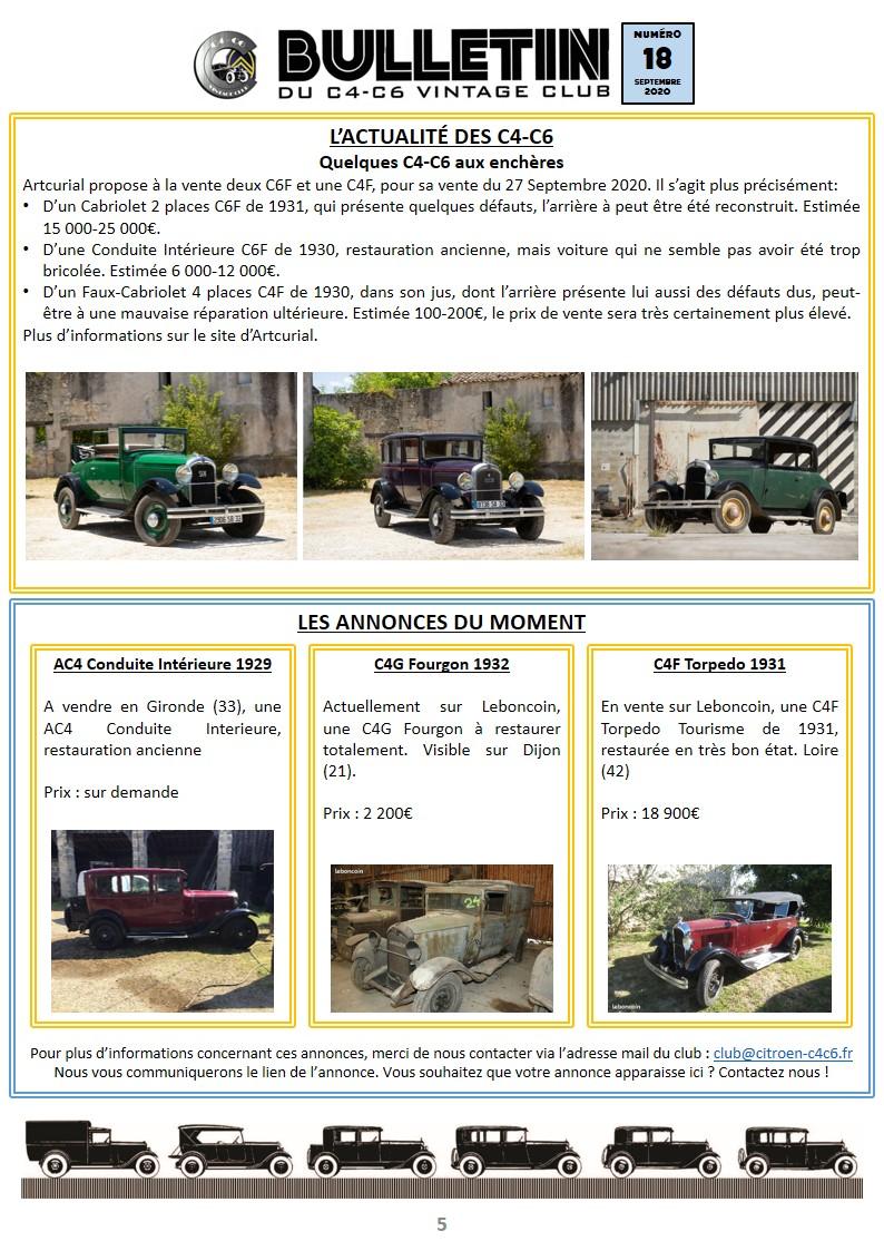 Bulletin du Club n°18 Diapos25