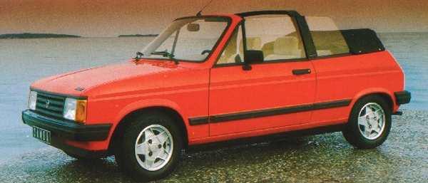 Talbot Samba Cabriolet Devsam10