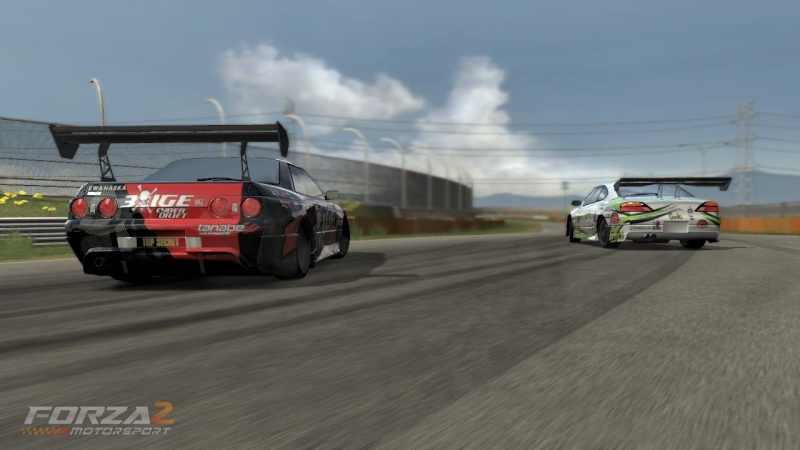 Forza motorsport 2 drift 0010
