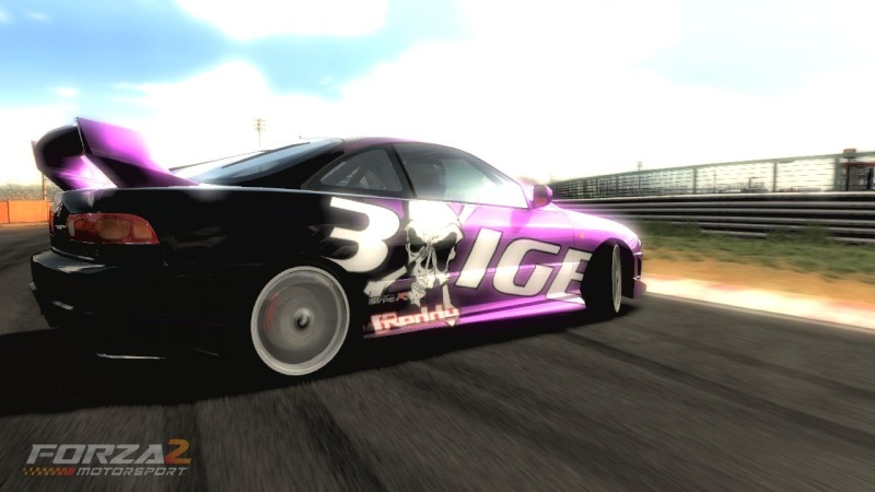 Forza motorsport 2 drift 0510