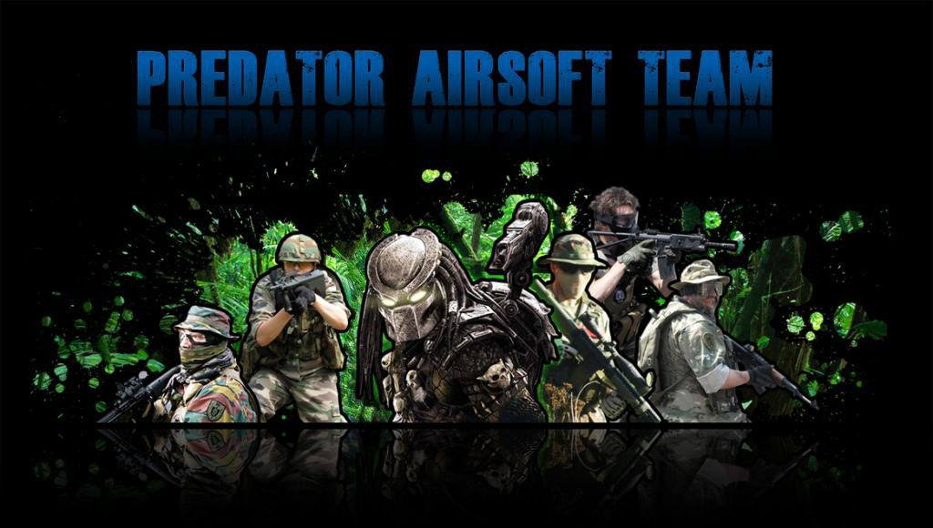 predator airsoft team