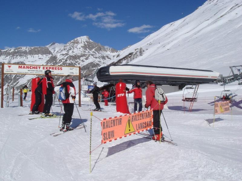 [Val d'Isère]Photos des remontées mécaniques actuelles Dsc00010