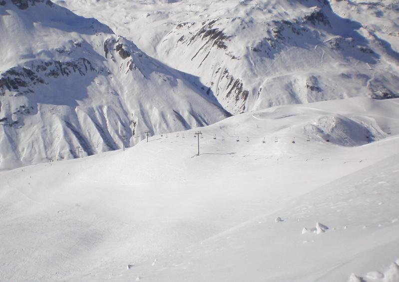 [Val d'Isère]Photos des remontées mécaniques actuelles P2220010