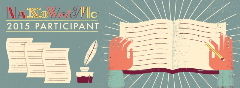 National Novel Writing Month Nano-210