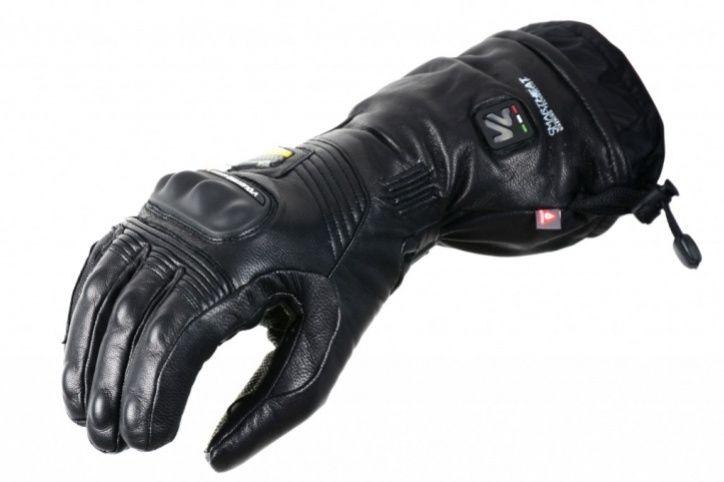 Nouveaux gants chauffants V'Quattro Mercure, Vulcan et Alpha Captur10