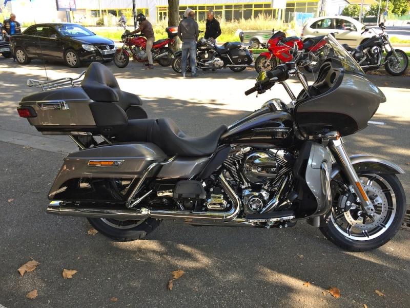Jim essaie la Harley Davidson Road Glide Img_2652