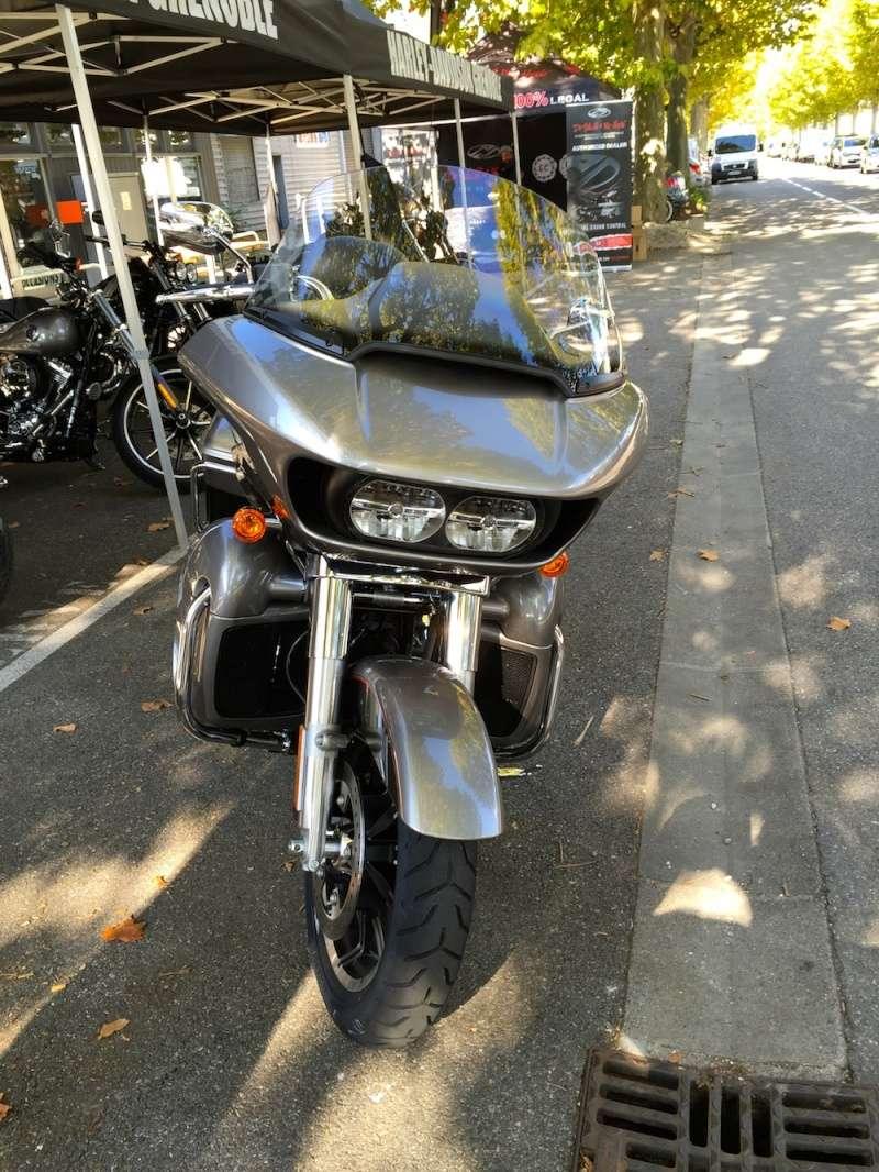 Jim essaie la Harley Davidson Road Glide Img_2653