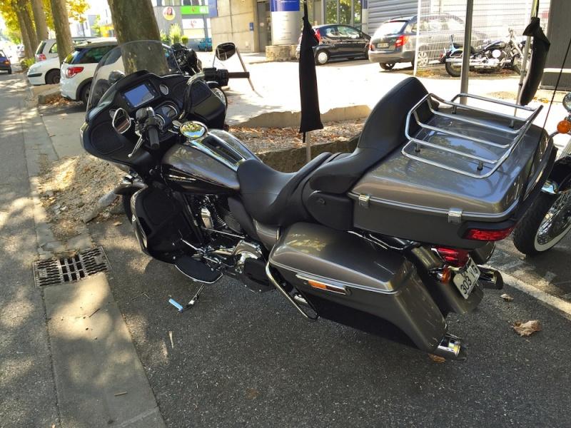 Jim essaie la Harley Davidson Road Glide Img_2656