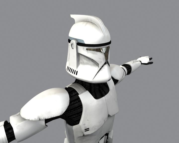 Soldats Clone - StormTrooper Versus10