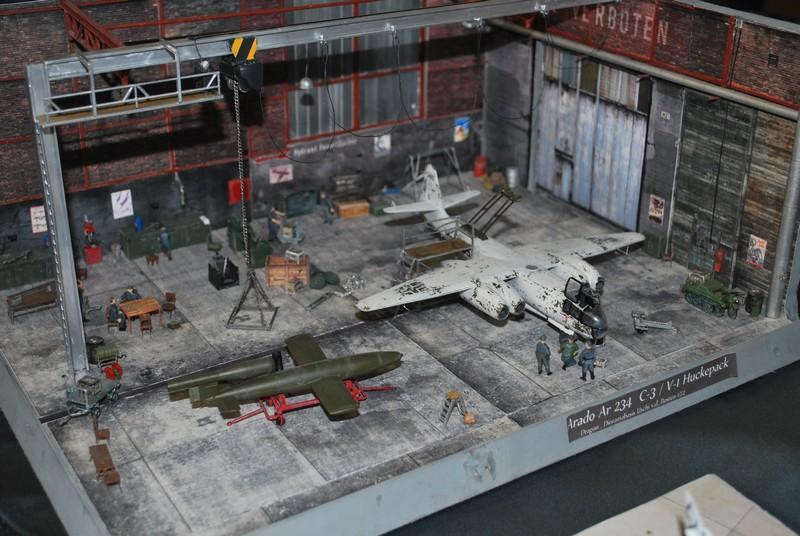 Hangar bunker ''REIMAHG-Werk Lachs'' (1:72 USCHI) Image011