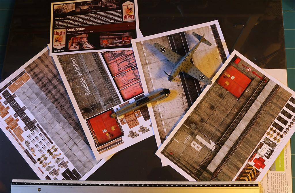 Hangar bunker ''REIMAHG-Werk Lachs'' (1:72 USCHI) Img_4722