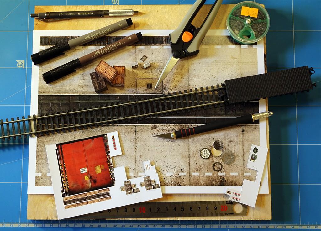 Hangar bunker ''REIMAHG-Werk Lachs'' (1:72 USCHI) Img_4723