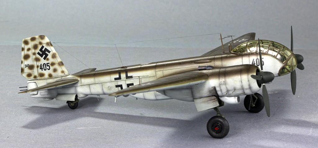"Junkers Ju-388 L-1 ""Störtebeker"", Mai 1945.... (1:72 - Special Hobby) Img_5218"