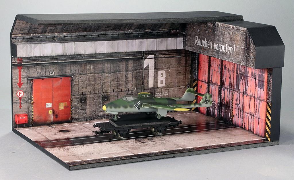 Hangar bunker ''REIMAHG-Werk Lachs'' (1:72 USCHI) - Page 2 Img_5220