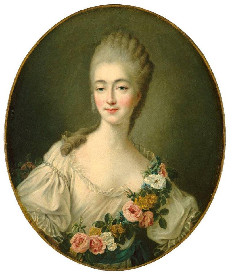 Jeanne Bécu, comtesse du Barry - Page 5 10866210