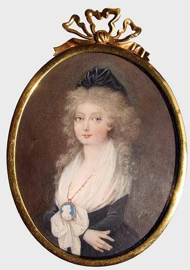 Portraits de Madame Royale, duchesse d'Angoulême - Page 2 18213110