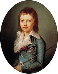 Portraits des dauphins Louis-Joseph ou Louis-Charles ? 200px-10