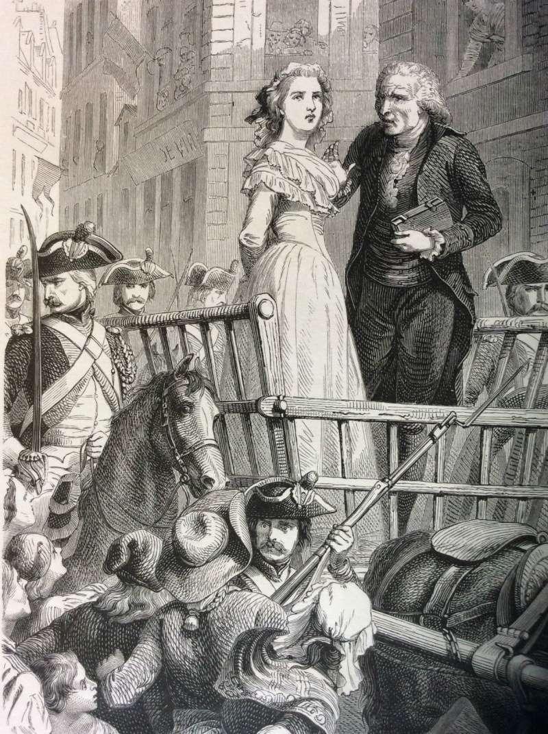 16 octobre - L'exécution de Marie-Antoinette le 16 octobre 1793 - Page 4 _5710