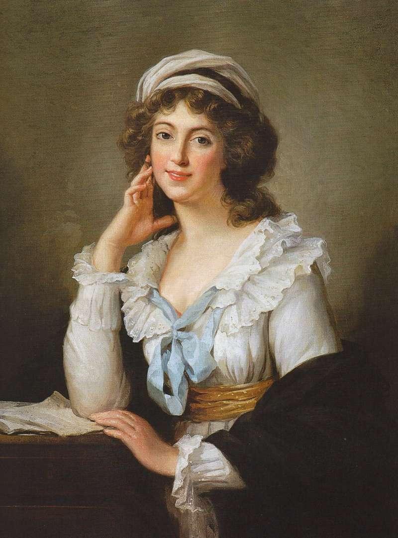 Les autoportraits de Mme Vigée Le Brun - Page 2 Elisab10