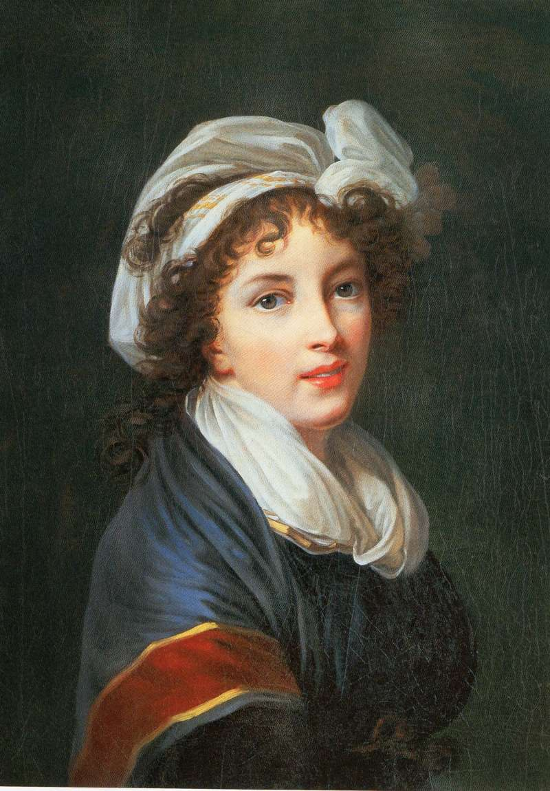 Les autoportraits de Mme Vigée Le Brun - Page 2 Elisab11