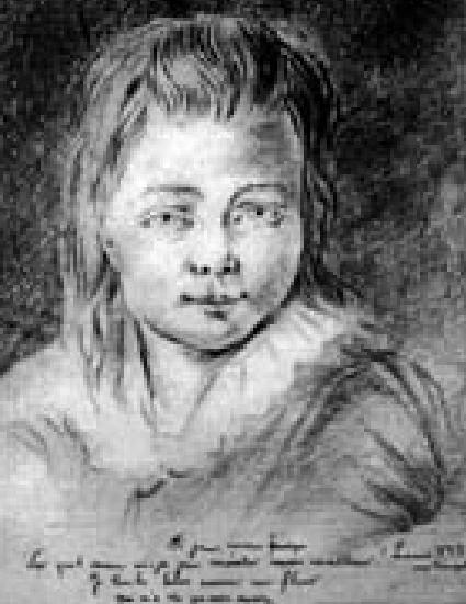 Portraits des dauphins Louis-Joseph ou Louis-Charles ? Louis-10