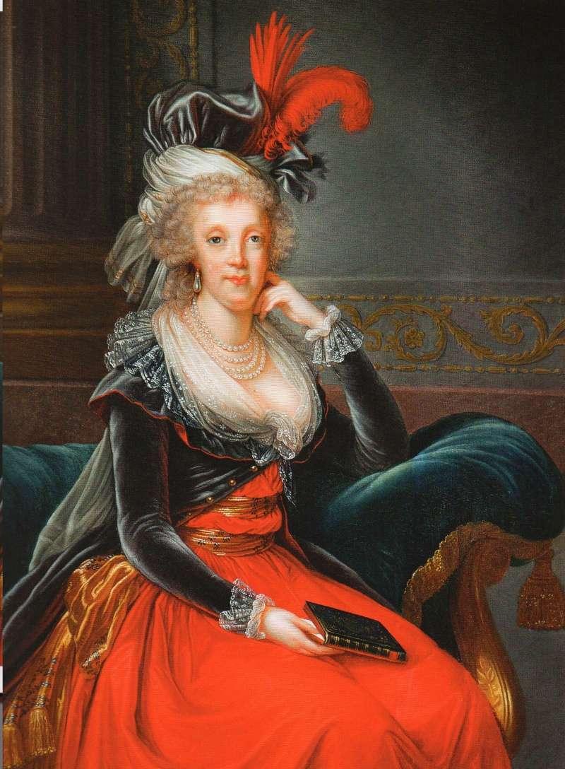 La reine Marie-Caroline de Naples - Page 4 Marie-10