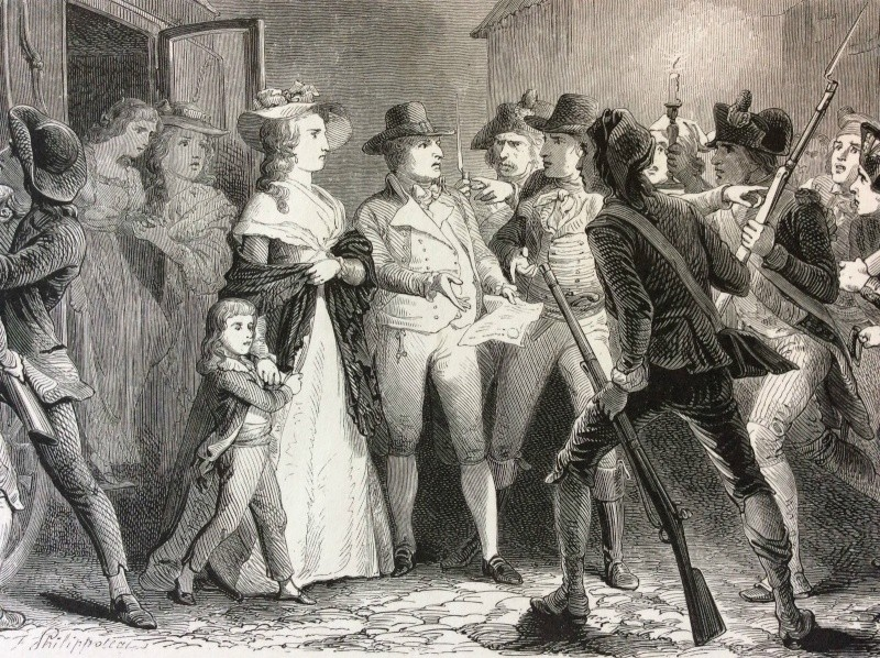La fuite vers Montmédy et l'arrestation à Varennes, les 20 et 21 juin 1791 - Page 7 Var10