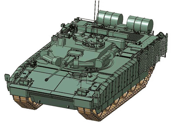 [SHARKIT] Tourelle NEXTER T-40 1/72ème 87077_10