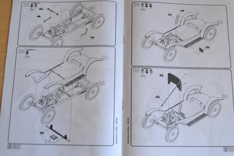 [HELLER] Citroën 5CV TREFLE 1/24e Dsc_0055