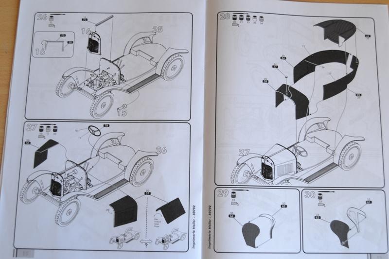 [HELLER] Citroën 5CV TREFLE 1/24e Dsc_0056