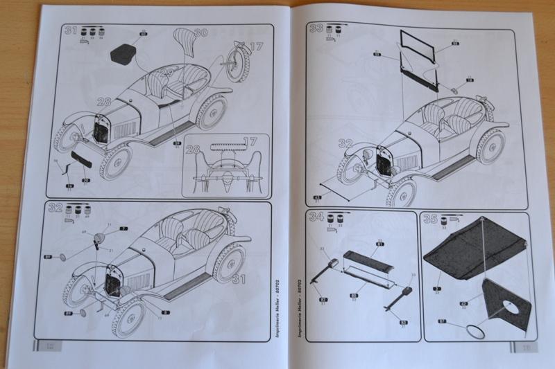 [HELLER] Citroën 5CV TREFLE 1/24e Dsc_0057