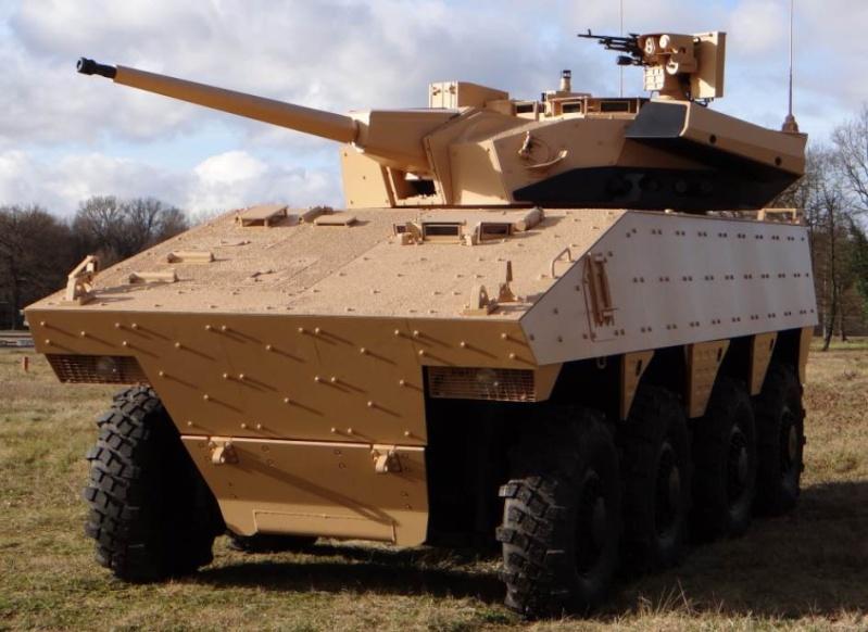 Démonstrateur NEXTER  T-40 [ ADV Mini & Sharkit - 1/72°] Vbci-t10