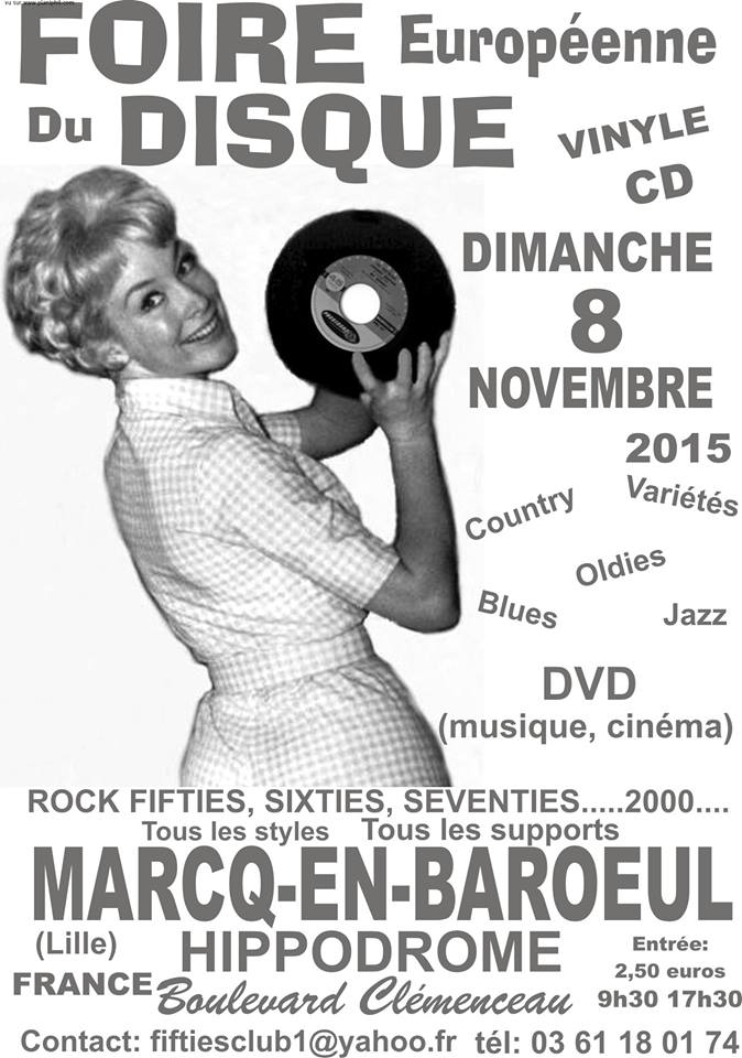 Salons et  conventions de disques Foires10