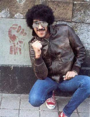 Photos  et vidéos THIN LIZZY FAMILY Phil7310