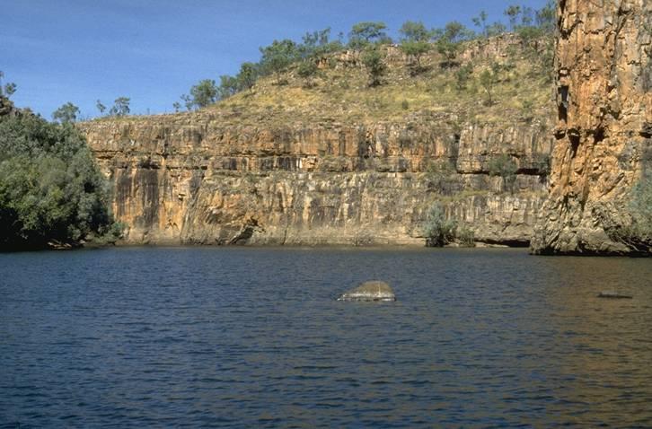 Gorges de Katherine (Nitmiluk National Park) - Australie Gorge_13