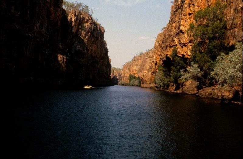 Gorges de Katherine (Nitmiluk National Park) - Australie Gorge_16