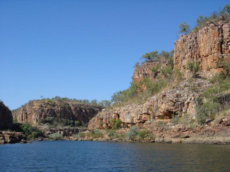 Gorges de Katherine (Nitmiluk National Park) - Australie Gorge_18