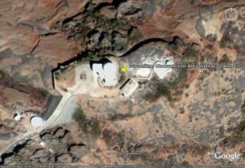 Observatoires astronomiques vus avec Google Earth - Page 8 Gurush11