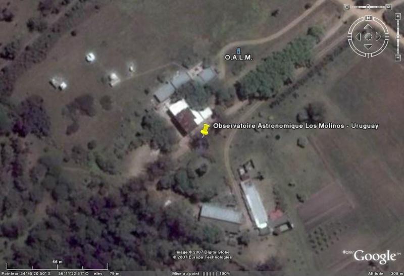 Observatoires astronomiques vus avec Google Earth - Page 7 Oalm_g10