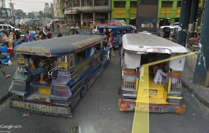 STREET VIEW : à la découverte des Jeepneys - Philippines Sans_180